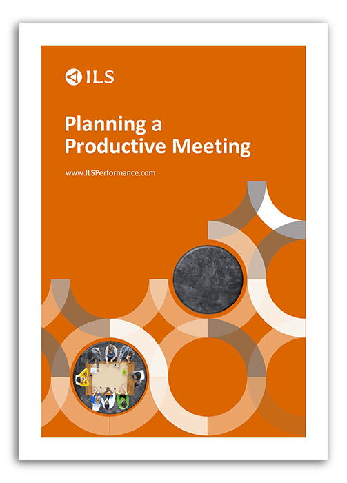 Planning a Productive Meeting